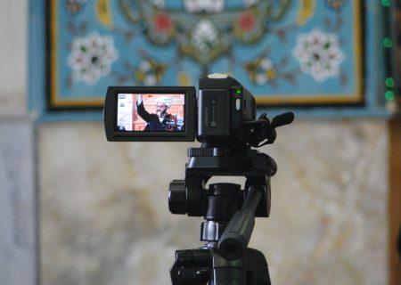 پخش زنده سخنرانی استاد غفاری